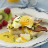 Toothsome Images / Recipe: Apple Wood-Smoked Bacon Benedicts