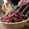 Toothsome Images / RECIPE: Radicchio Ceasar Salad