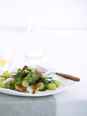 Food: ideas for an early summer meal