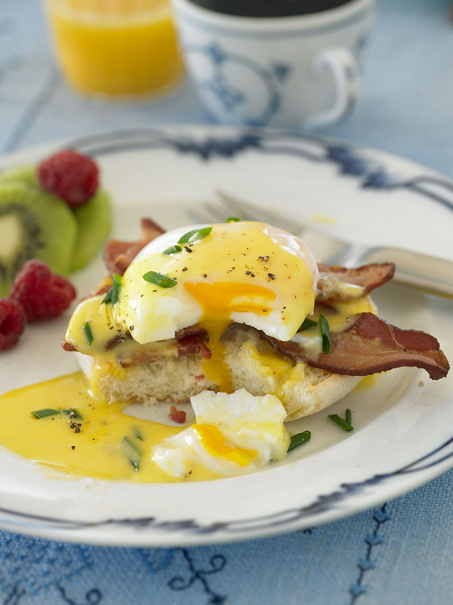 eggs benedict easy best