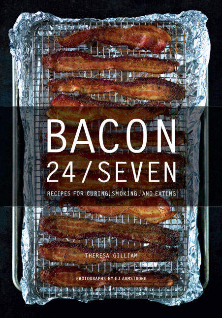 Bacon 24/7, cookbook