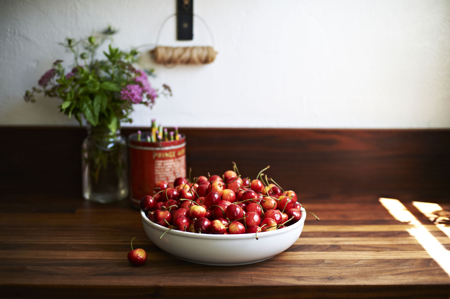 Kitchen Counter With Food Armstrong Pitts Photography  Lifestyle  Armstrongphoto